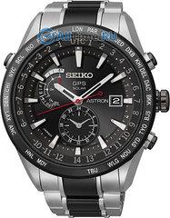 Мужские японские наручные часы Seiko SAST015G