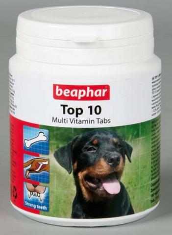 12567 Беафар Витамин Тор 10 д/собак 750шт*6