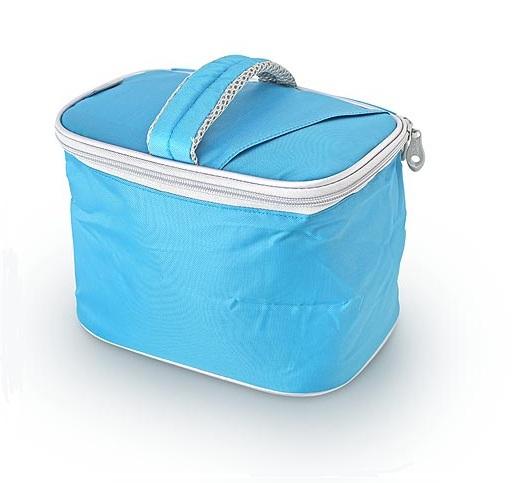 Сумка-холодильник (термосумка) для косметики Beautian Bag Blue, 4.5L