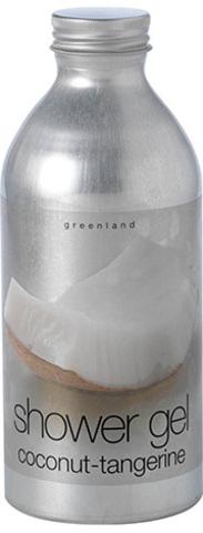 Гель для душа кокос-мандарин, Greenland