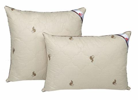 Подушка Коллекция  Верби  верблюжья шерсть.