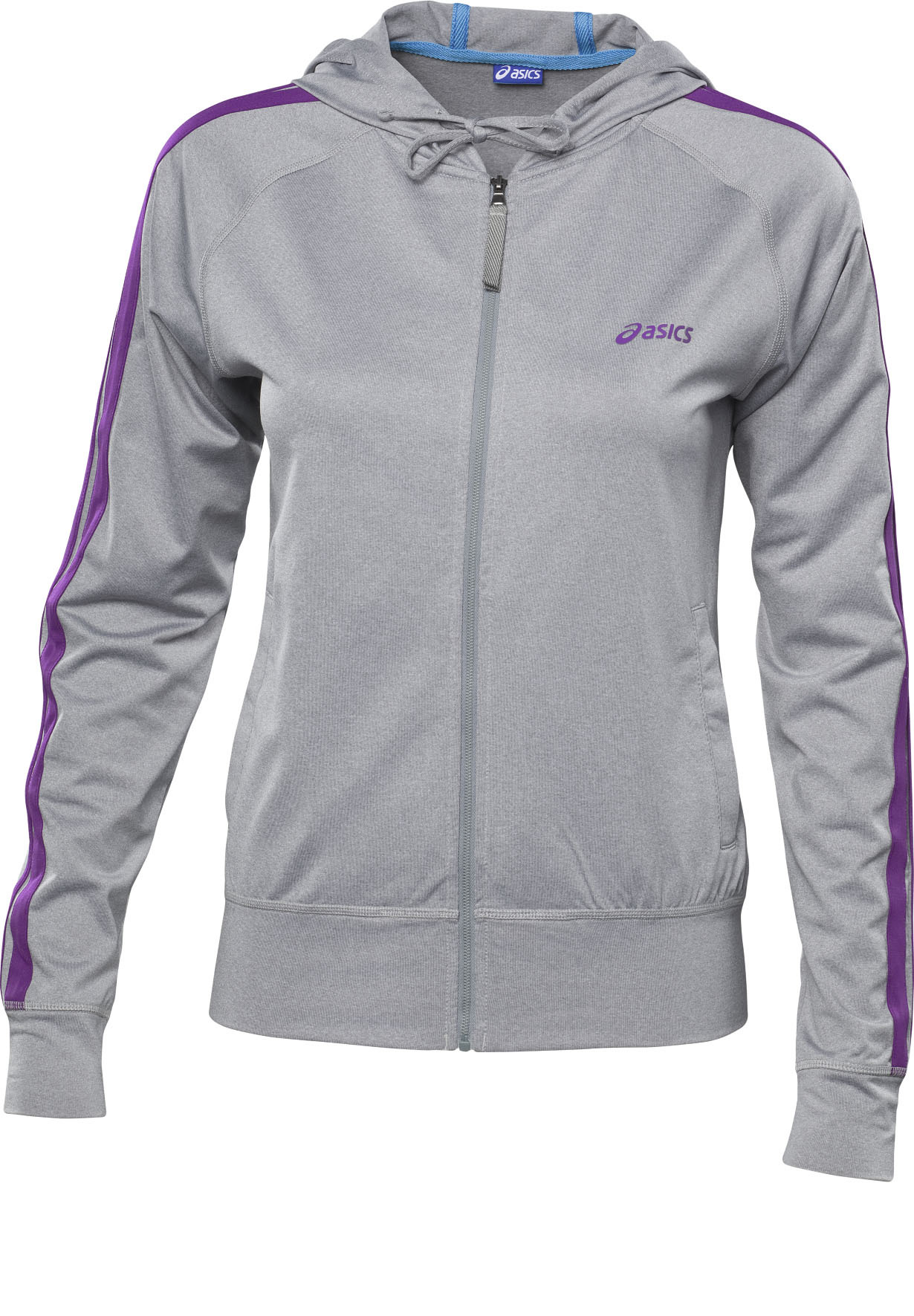 Толстовка Asics Jersey Warm Jacket женская