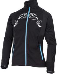 Женская Ветрозащитная Куртка One Way Julie Pink Black-Turquoise