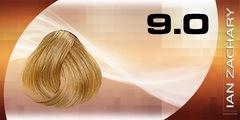 9 Очень светлый блондин