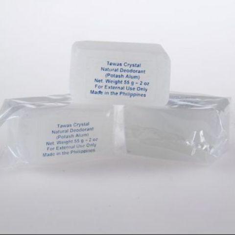 Кристалл-слиток супер-мини брусок с глицерином  1 шт  в прозрачн.пакете