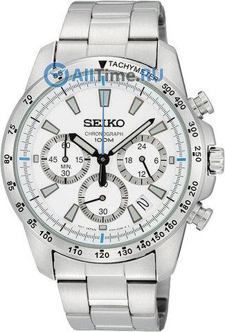 Купить Мужские японские наручные часы Seiko SSB025P1 по доступной цене
