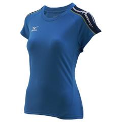 Женская беговая футболка Mizuno Team Running Ws Tee SS12 (72TW211 27)