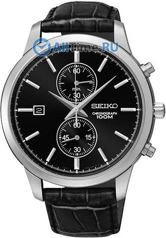 Купить Мужские японские наручные часы Seiko SNN275P2 по доступной цене