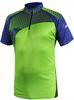 Футболка Noname Combat Pro Green/Blue