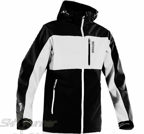 Куртка лыжная 8848 Altitude - Neptun softshell black мужская