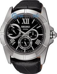 Мужские японские наручные часы Seiko SNT041P1