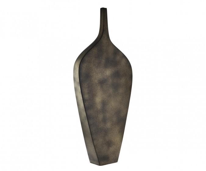 Элитная ваза декоративная Bronze напольная средняя от S. Bernardo