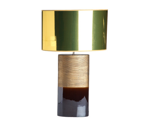 Элитная лампа настольная Оурен золотая от Sporvil