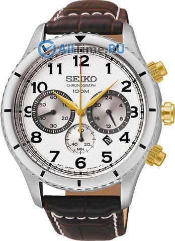 Купить Мужские японские наручные часы Seiko SRW039P1 по доступной цене
