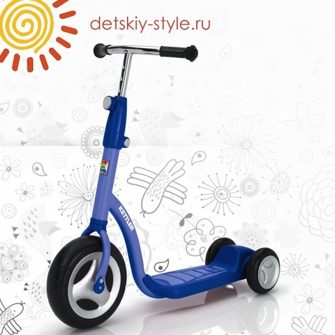 "Самокат Kettler ""Scooter Blue"" (Кетлер)"