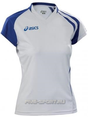 Футболка волейбольная Asics T-Shirt Fanny Lady  (T751Z1 0143) фото