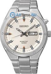 Мужские японские наручные часы Seiko SMY147P1