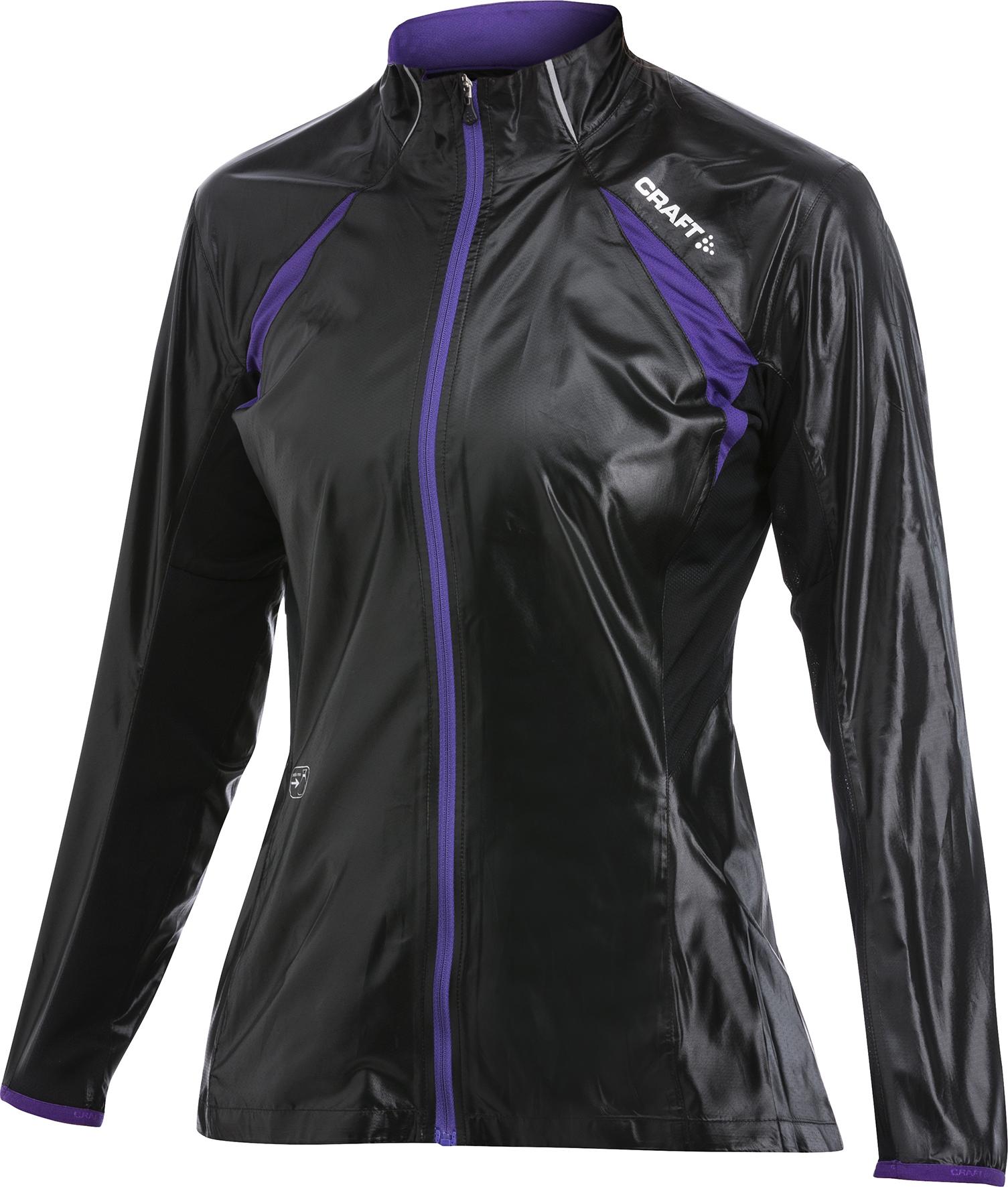 Куртка беговая женская Craft Performance Featherlight