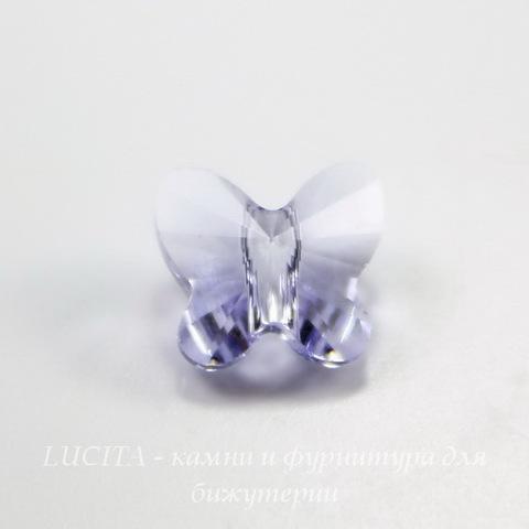 5754 Бусина в виде бабочки Сваровски Provence Lavender 8 мм