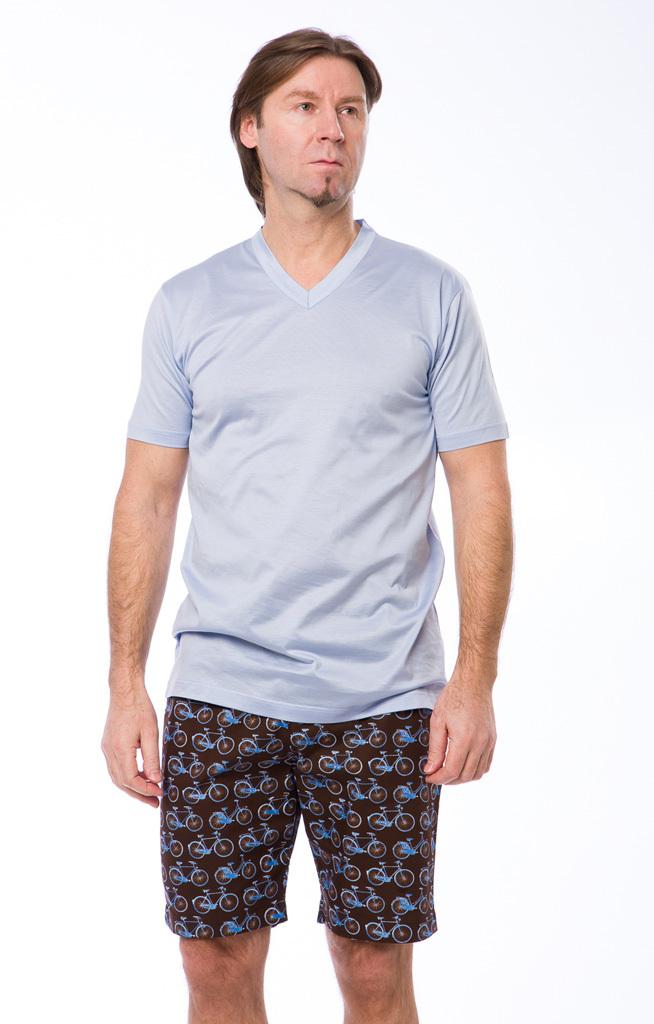 Пижама мужская Blue Lemon (Домашние костюмы и пижамы)