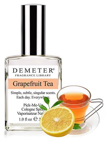 Духи «Чай с грейпфрутом» от Demeter