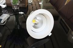 светодиодный потолочный  светильник  01-13 ( led on)