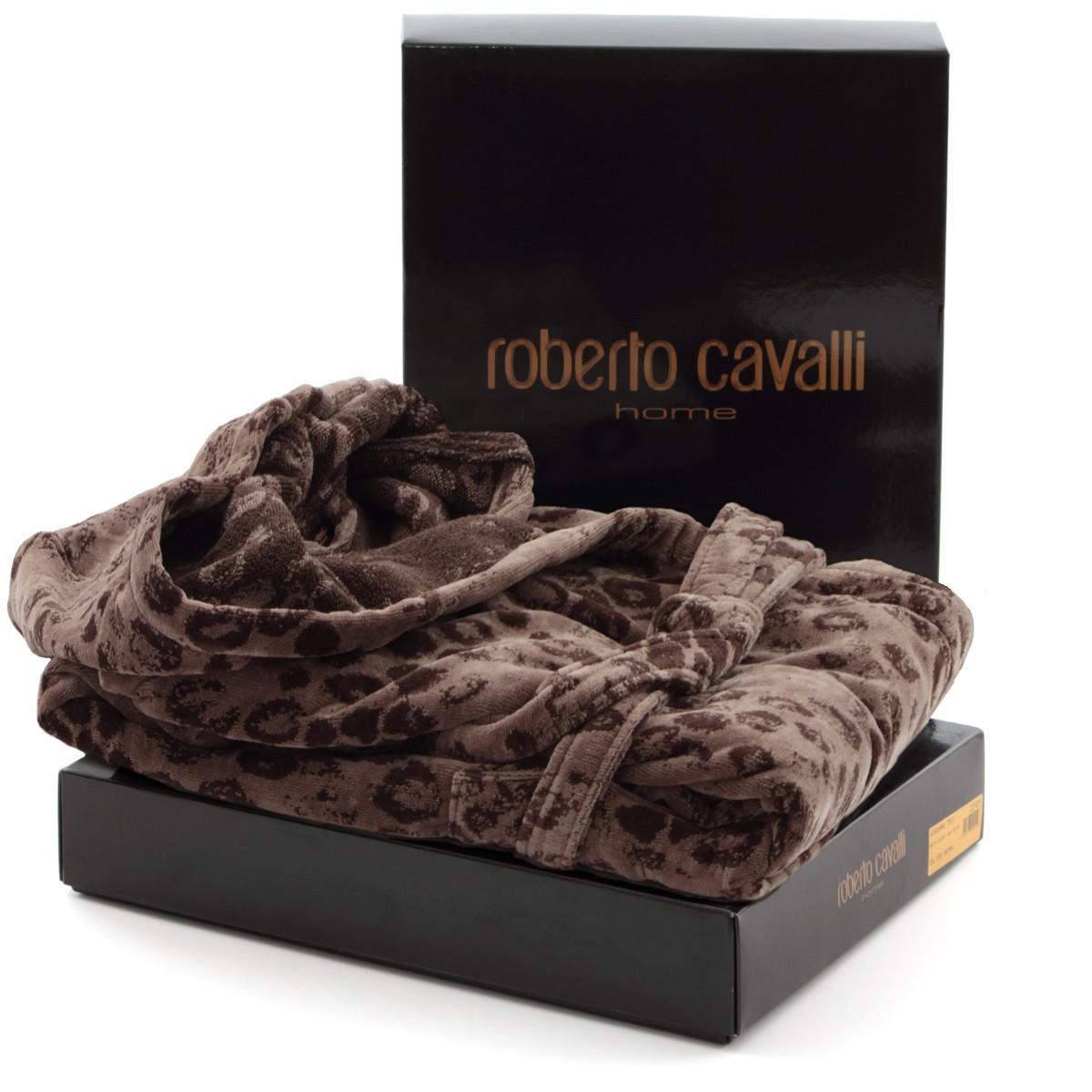 Халаты Халат велюровый Roberto Cavalli Giaguaro коричневый elitnyy-halat-velyurovyy-giaguaro-korichnevyy-ot-roberto-cavalli-italiya.jpg