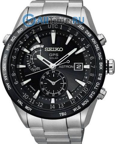 Купить Мужские японские наручные часы Seiko SAST021G по доступной цене