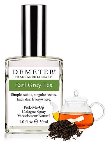 Духи «Черный чай» от Demeter