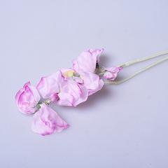 Душистый горошек розовый 40 см 002963