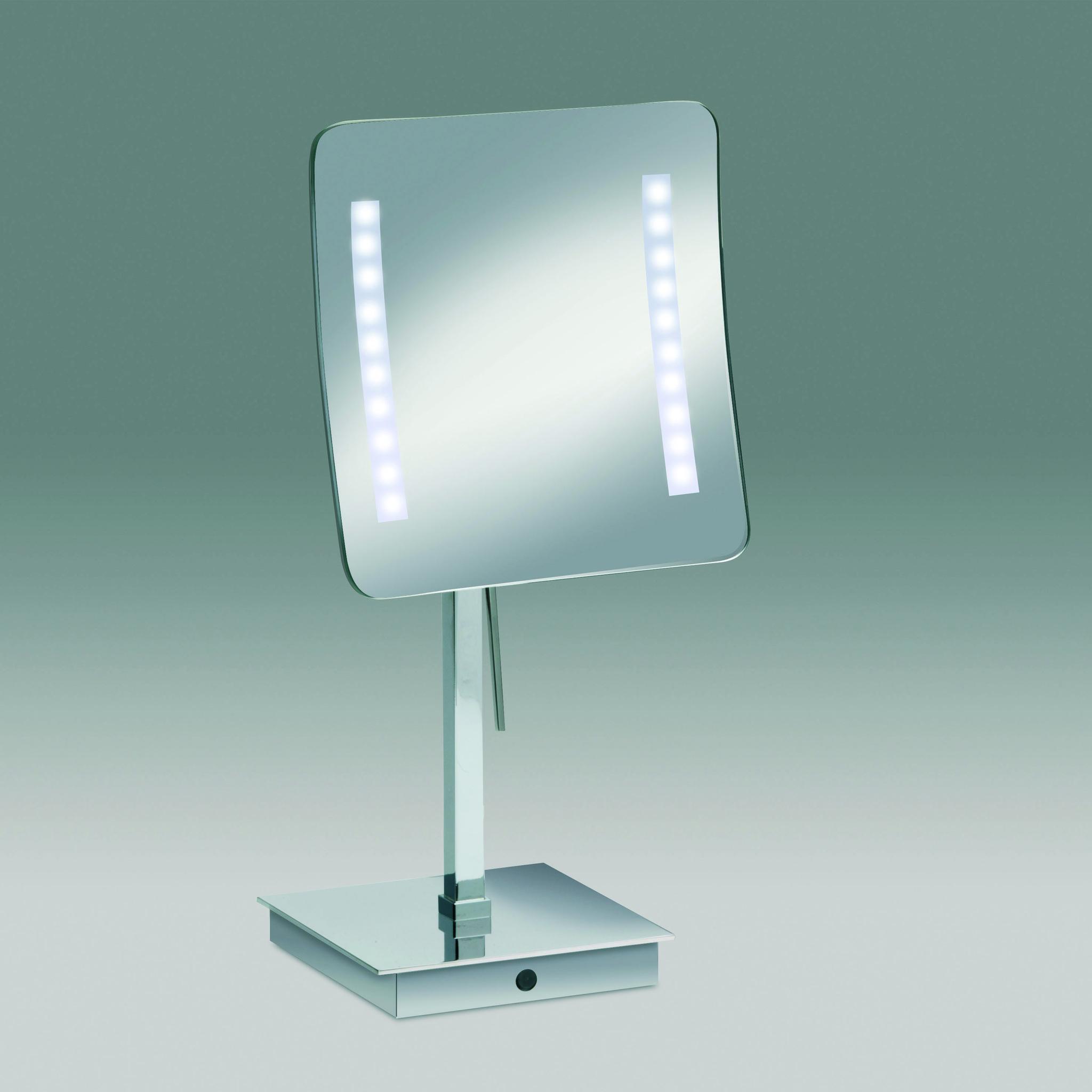 Элитное зеркало косметическое 99627CR 5X от Windisch
