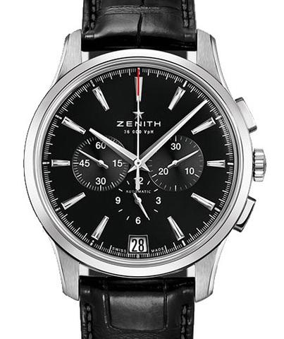 Купить Наручные часы Zenith 03.2110.400/22.C493 Captain по доступной цене