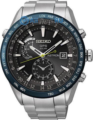 Купить Мужские японские наручные часы Seiko SAST023G по доступной цене