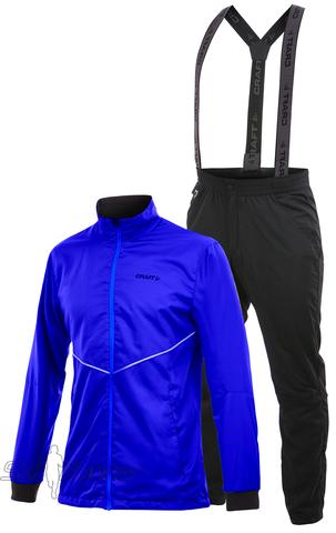 Лыжный костюм мужской Craft Active Basic Blue