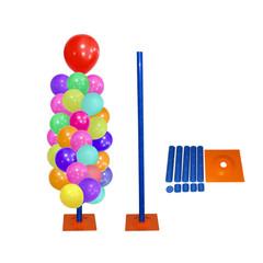 Стойка витринная для 50 ти шаров разборная / 30*30*180 см.