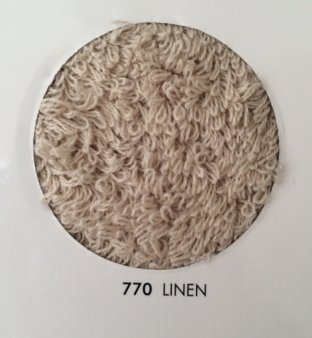 Элитный коврик для унитаза Must 770 Linen от Abyss & Habidecor